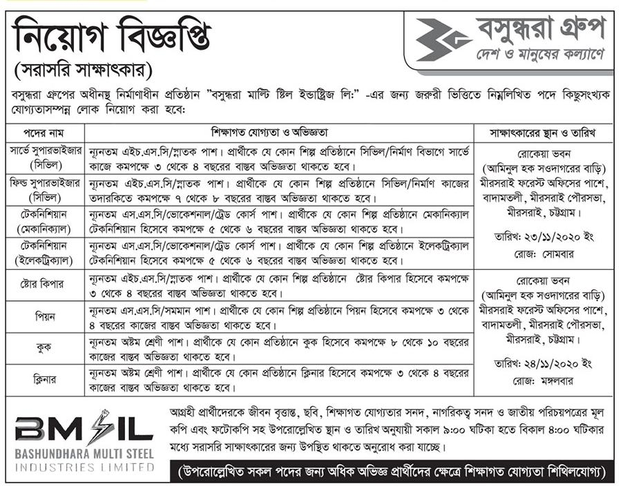 bashundhara-group-job-circular-image